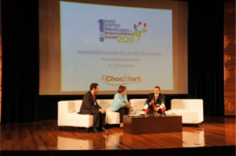 1er Foro Franco Mexicano de Responsabilidad Social