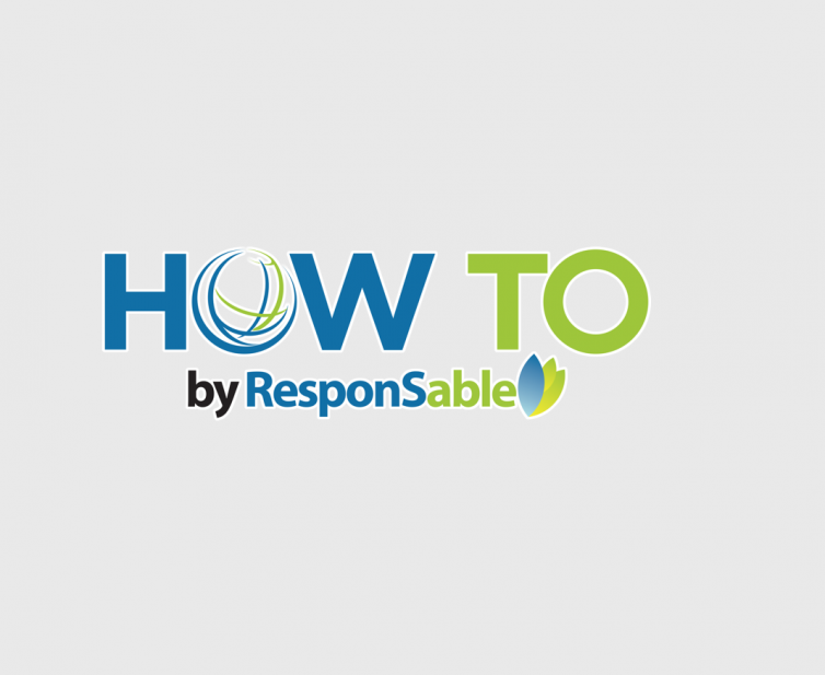How To… by ResponSable