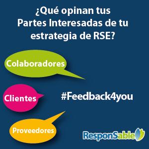 Descubre qué opinan tus Partes Interesadas de tu estrategia de RSE ¡Haz un estudio de materialidad!