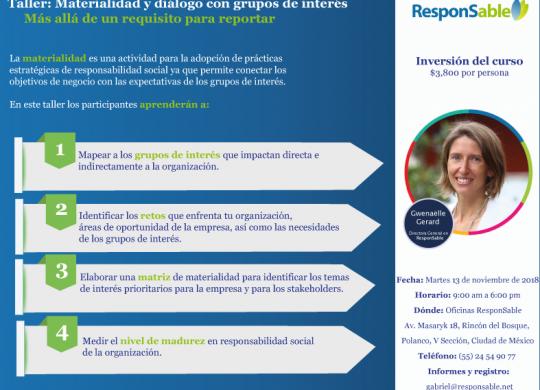aller Agencia de Responsabilidad Social en Mexico