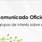 Covid 19 COMUNICADO OFICIAL RESPONSABLE